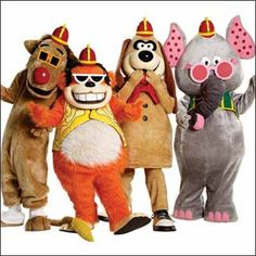 The Banana Splits were Saturday morning cartoon.I was a member of the Banana Splits Club! Best Kids Tv Shows, Old Tv Shows, Favorite Tv Shows, The Banana Splits, Banana Splits Cartoon, Cartoon Cartoon, Cartoon Photo, 1970s Childhood, My Childhood Memories