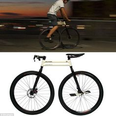 Bicymple: An Innovative Bicycle That Lets You Travel Sidways - TechEBlog