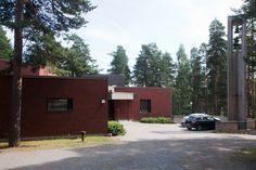 Tesoman kirkko. Kirkot - Tampereen seurakuntayhtymä
