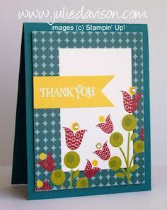 Summer Smooches Hybrid My Digital Studio Card -- by Julie Davison, http://juliedavison.com