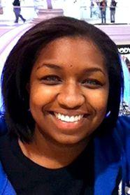 CAS Intern of the Week Lauren Nichols - 9/24/13