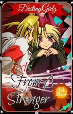 "Read ""Texts From A Stranger (Yu-Gi-Oh! Fanfic) - Q&A Session: Part One!"" #wattpad #fanfiction"