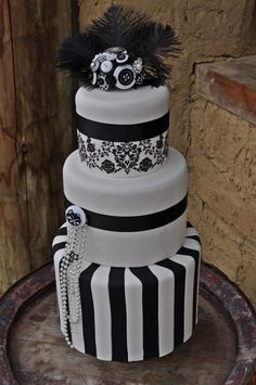 Love this cake by ~ Cherrytree Bakehouse