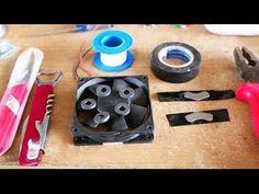 Free Energy Magnet   Motor fan PC - YouTube