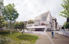 Iotti + Pavarani Architetti — Casa della Memoria
