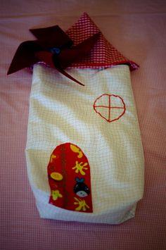 pyjama bag