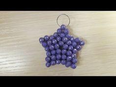 "Кулон из бусин ""Сердечко""/Pendant from beads ""Heart"". Мастер класс! - YouTube"