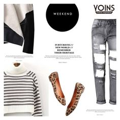 Yoins #55 (http://yoins.me/1PrM4be) by antemore-765 on Polyvore featuring polyvore fashion style Madewell clothing