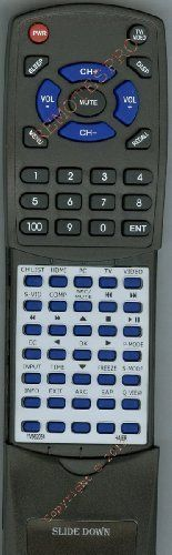 HAIER Replacement Remote Control for TV562054 by Redi-Remote. $43.95. This is a custom built replacement remote made by Redi Remote for the HAIER remote control number TV562054. *This is NOT an original  remote control. It is a custom replacement remote made by Redi-Remote*  This remote control is specifically designed to be compatible with the following models of HAIER units:   TV562054  *If you have any concerns with the remote after purchase, please contact me ...