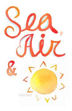 Sea Air & SUN!!