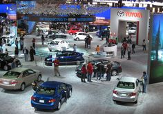 The Chicago Auto Show: The nation's largest and longest-running auto show