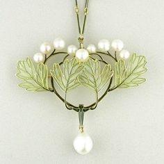 René Lalique pendant.