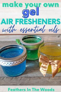 Natural Cleaning Recipes, Organic Cleaning Products, Grow Your Own Food, Make Your Own, Make It Yourself, Essential Oils Cleaning, Water Beads, Natural Deodorant, Air Freshener