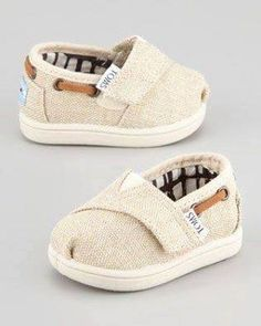 Baby Toms! How cute are these?