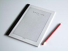 ツバメノート 方眼 Tsubame Notebook