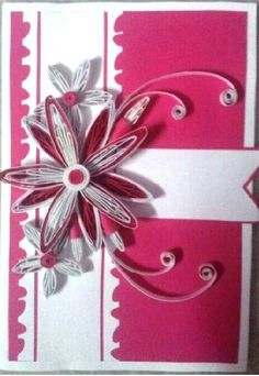 beautiful quilled art..gift it to your someone special..