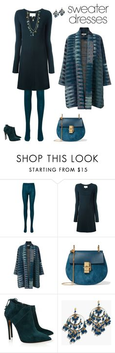 """""""Untitled #1895"""" by milliemarie ❤ liked on Polyvore featuring Uniqlo, Maison Margiela, EAST, Chloé, Casadei, J.Crew and Tory Burch"""