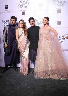 Manish Malhotra Lakmé Fashion Week 2016