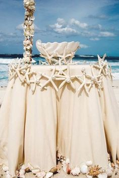 25 Beach Themed Wedding Projects & DIY Inspiration DIY Beach Wedding Inspiration Idea – Make a Starfish Garland for your table decor or even to adorn your wedding arch. Diy Inspiration, Beach Wedding Inspiration, Wedding Ideas, Wedding Blog, Wedding Planning, Wedding Photos, Wedding Themes, Wedding Events, Wedding Table