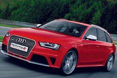 """Audi RS Top Tuning, la RS6 arriva a 620 cavalli - La RS3 4""""2 anziché 4""""6 nello scatto 0-100 orari http://www.auto.it/2014/03/07/audi-rs-top-tuning-la-rs6-arriva-a-620-cavalli/19727/"""
