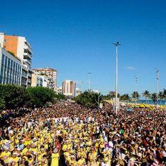 Pré-carnaval: cinco blocos de rua que antecipam a folia no Rio