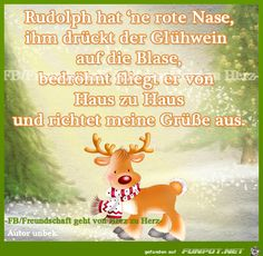 lustiges Bild 'Rudolph nhat ne rote Nase.png'- Eine von 60197 Dateien in der Kategorie 'Lustiges' auf FUNPOT.