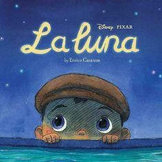 Such an amazing little story <3 La Luna Pixar, Reading Levels, Love Reading, Disney Cartoons, Disney Pixar, Disney Magic, Fairy Tales Unit, Beautiful Stories, Good Night Moon