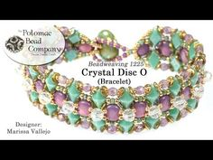 YouTube channel for The Potomac Bead Company, with bead stores across the US and Europe that offer gemstones, crystals, seed beads, glass, silver, wire, tool...