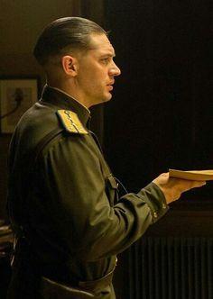 Tommy as Leo Demidov( Child 44)