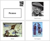 FREE: Picasso Art Book
