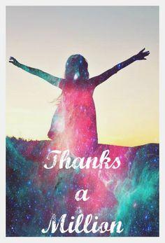 Thanks a Million - http://www.simplysunsigns.com/