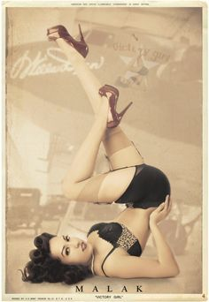 Pin Up Girls Photography