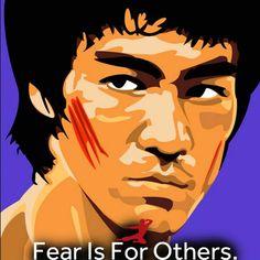 Bruce Lee Artwork is by Jacob Rieman. Bruce Lee Art, Bruce Lee Quotes, Bruce Lee Pictures, Pop Art, Arte Hip Hop, Legendary Dragons, Brandon Lee, Enter The Dragon, Mundo Comic