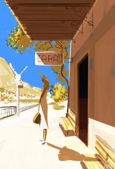 Next Stop:Carro, Pascal Campion