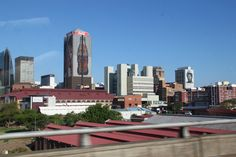 Photo of the week: Johannesburg, South Africa seen from a car - Travel Moments In Time - travel itineraries, travel guides, travel tips and recommendations Car Travel, Time Travel, Seattle Skyline, New York Skyline, Travel Guides, Travel Tips, Photos Of The Week, Willis Tower, South Africa