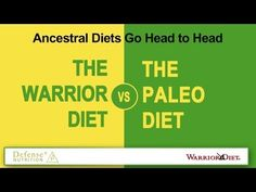 Defense Nutrition: The Warrior Diet vs Paleo Diet These two radical approaches to dieting are often the subject of debate as discussed and argued among athletes and the health conscious. World champion MMA fighter Ronda Rousey, seen below, admits to adhering to a combination of the Warrior Diet and the Paleo Diet to keep her body in fighting shape.