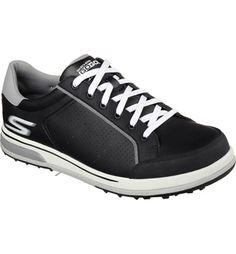 Spikeless Golf Shoes - Black