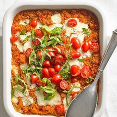 If you're looking for more ways to eat super-healthy quinoa you should try this delicious casserole from the Better Homes and Gardens Cookbook. High Protein Vegetarian Recipes, Healthy Recipes, Side Recipes, Vegetarian Meals, Healthy Dinners, Yummy Recipes, Best Casseroles, How To Cook Quinoa, Casserole Recipes