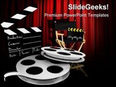 cinema-movie-film-roll-clapper-powerpoint-template-1 (1, Modern powerpoint