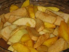 Weight Watchers Splenda Baked Apples