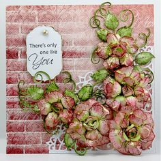 Heartfelt Creations Classic Rose Collection - 48 Pieces (147946) | Create and…