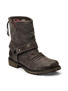 BLKMaddock Boots by Roxy - FRT1