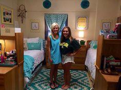 Baylor dorm room!