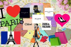 Shopping in Paris: must-see luxury outlets