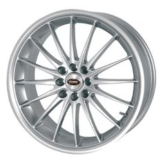TEAM DYNAMICS JET SILVER alloy wheels with stunning look for 4 studd wheels in SILVER finish with 15 inch rim size