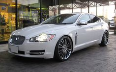 The New Jaguar XF with VTB's   Vellano Forged Wheels Blog