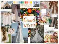 Festival wedding theme inspiration