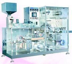 Blister Packing Machine (DPH250) (DPH250) - China blister packing machine, Jinbao