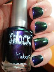 Nubar Peacock Feathers nail polish- where can I find this?