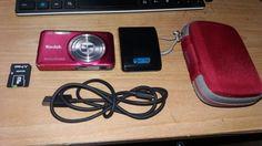 Kodak EasyShare M5350 16.0 MP Digital Camera - Red (Bundle) - http://cameras.goshoppins.com/digital-cameras/kodak-easyshare-m5350-16-0-mp-digital-camera-red-bundle/